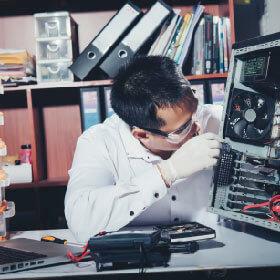 tecnico reparador de pc